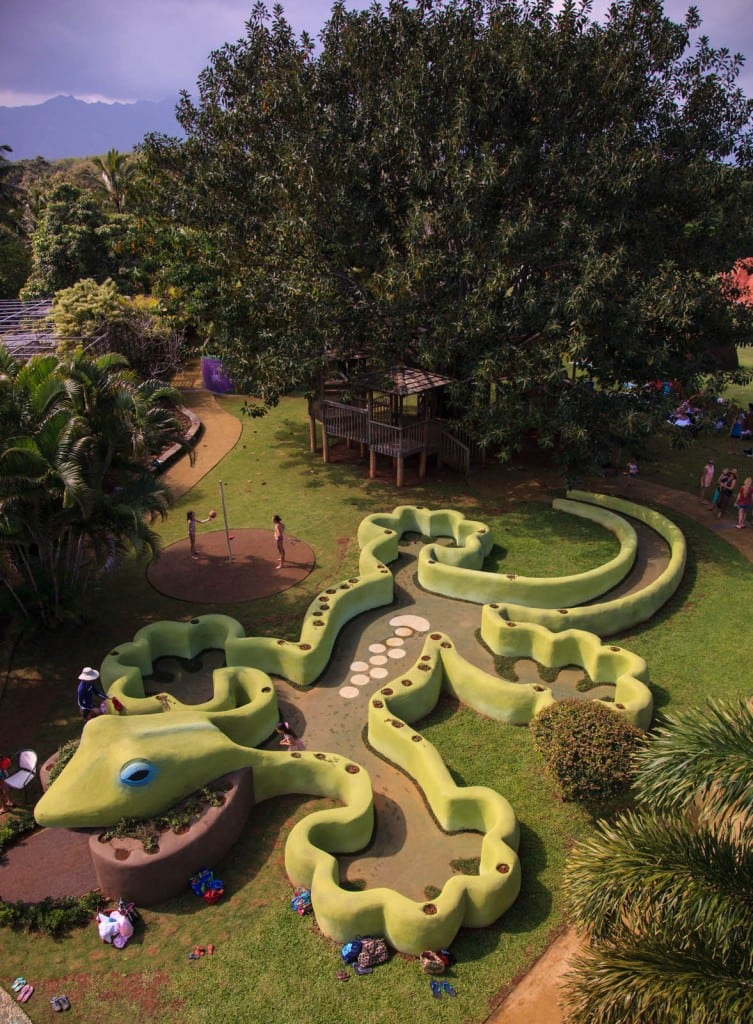The Gecko Maze